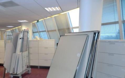 recyclage par réutilisation meubles administratif