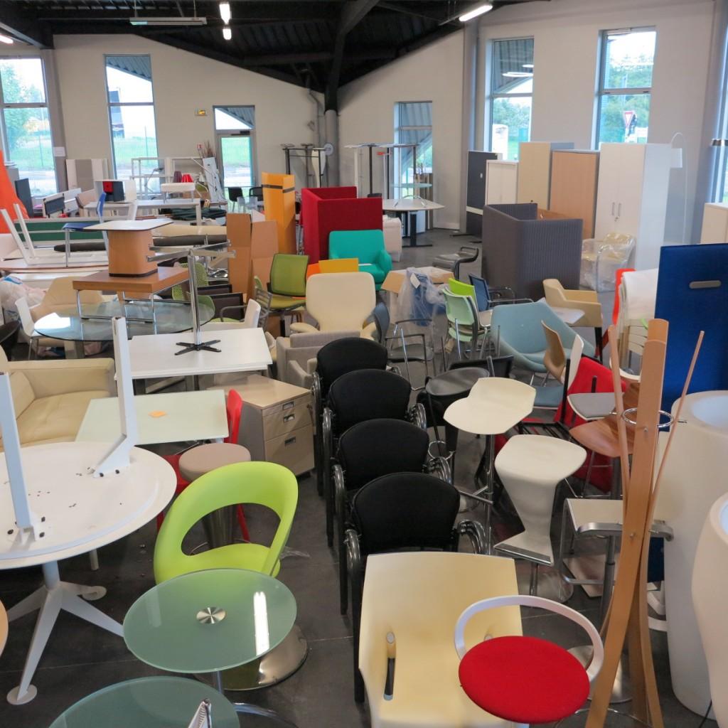 réemploi et recyclage mobilier