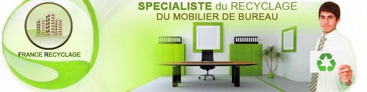 Recyclage mobilier de bureau – France-recyclage.com