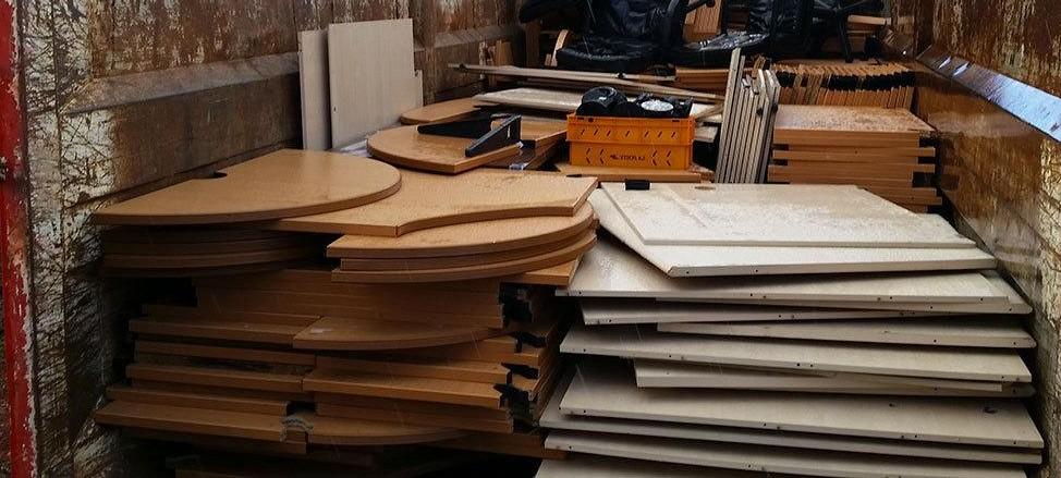 recycleurs mobilier de bureau