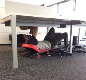 déménagement de bureaux d'entreprise